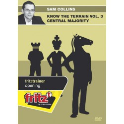 DVD COLLINS - Know the terrain vol. 3 : central majority
