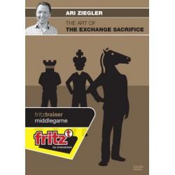 ZIEGLER - The Art of the exchange sacrifice DVD