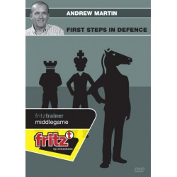 MARTIN - First steps in defence DVD