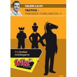 LILOV - Tactics from Basics to Brilliance vol.4 DVD