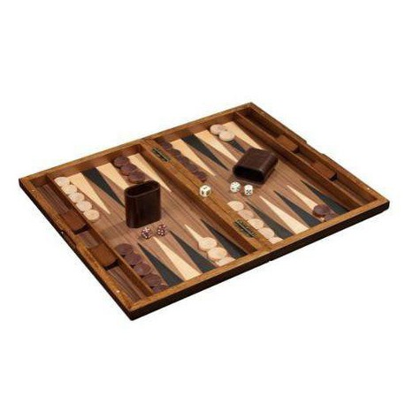 Backgammon Rinia, grand modèle