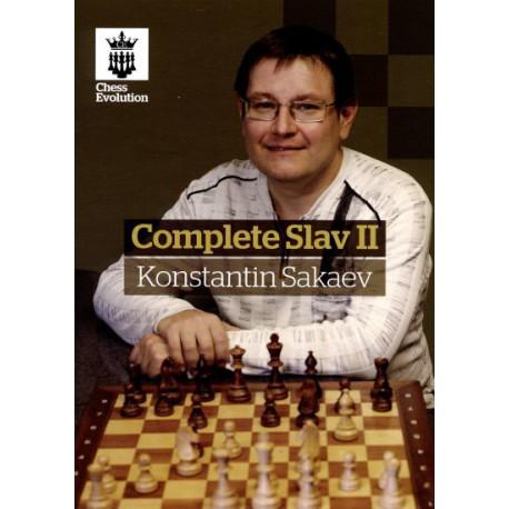 SAKAEV - Complete Slav vol.2