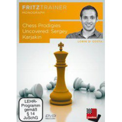 KARJAKIN - Chess Prodigies Uncovered DVD