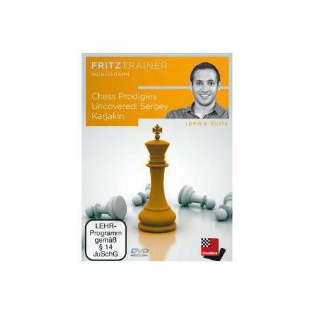 KARJAKIN - Chess Prodigies Uncovered DVD