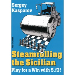 KASPAROV - Steamrolling the Sicilian