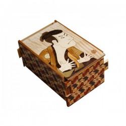 Boîte à secret 5 sun 10 mouvements - Edo