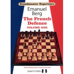 BERG - The French Defence vol.1 (Hard Cover)