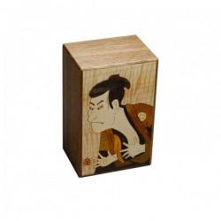 Boîte à secret 5 sun 21 + 1 mouvements - Edo-bird