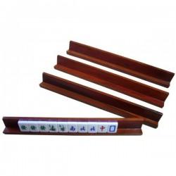 Murs de Mah-jong en bois - Petit Modèle