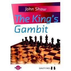 SHAW - The King's Gambit (Hard Cover)
