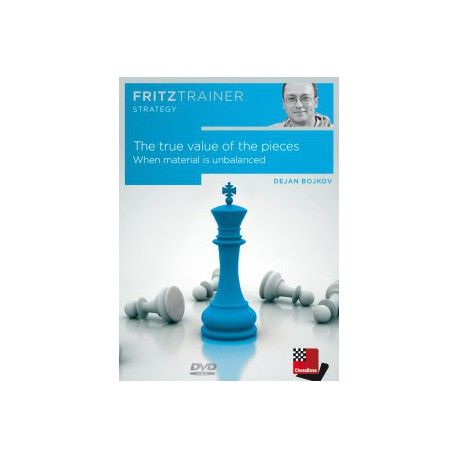 BOJKOV - The True Value Of The Pieces DVD
