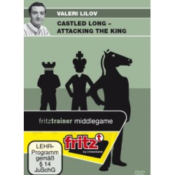 DVD LILOV - Castled long, Attacking the king