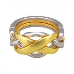 Casse-tête Huzzle Ring **** - Hanayama Cast