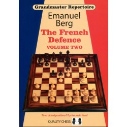 BERG - The French Defence vol.2 (Hard Cover)