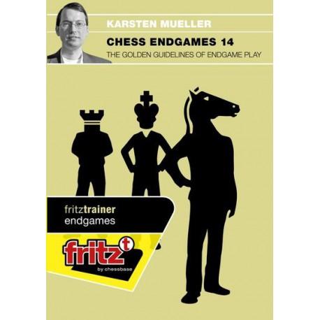 DVD Chess Endgames 14 Golden Guidelines of Endgame Play