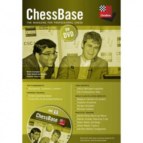Abonnement ChessBase Magazine