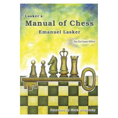 LASKER - Lasker's manual of chess
