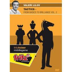 LILOV - Tactics : from basics to brillance vol. 2 DVD