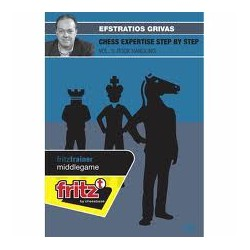 GRIVAS - Chess Expertise step by step vol. 3 : Rook handling DVD