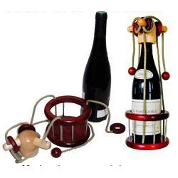 Casse-tête Bouteille de vin