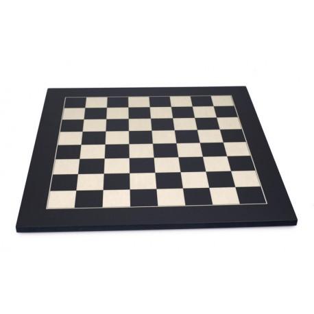 Echiquier Noir-Erable Classique - Taille 4.5