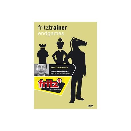 MUELLER - Chess Endgames 3: Major Piece Endgames DVD
