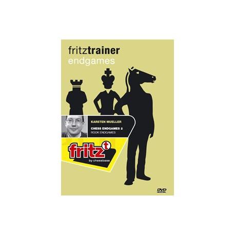 MUELLER - Chess Endgames 2 DVD