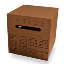 Cube Inside marron vicious