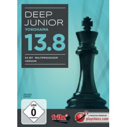 Deep Junior 13.8 Yokohama