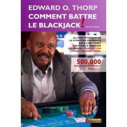 Thorp - Comment battre le Blackjack!