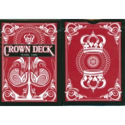 Bicycle Crown rouge