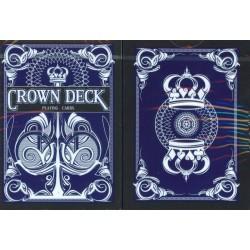 Bicycle Crown bleu