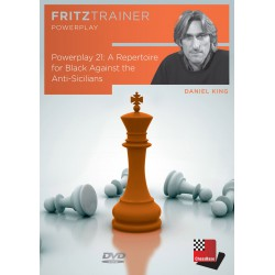 KING - Power Play 21: A Repertoire for Black Against the Anti-Sicilians