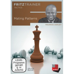 DVD Maurice Ashley: Mating Patterns