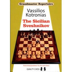 Kotronias - The Sicilian Sveshnikov (Hard cover)