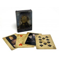 Cartes Game of Thrones