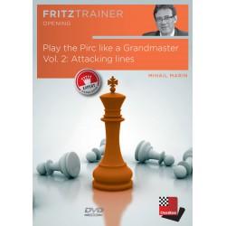 Marin - Play the Pirc like a Grandmaster Vol. 2