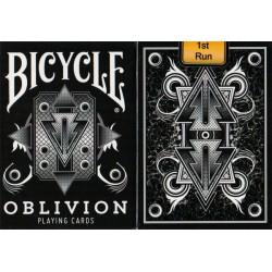 Cartes Bicycle Oblivion Black