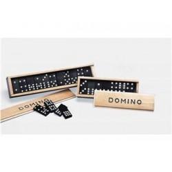 Domino bois noir