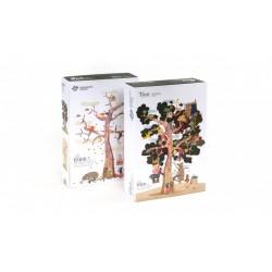 Puzzle 50 pièces - Tree