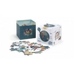 Puzzle 52 pièces - Around my planet