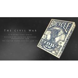 Cartes Bicycle Civil war