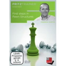 DVD - Martin - First steps in Pawn structures