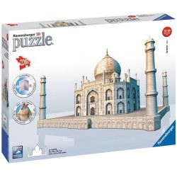 Puzzle 3D - Taj-Mahal