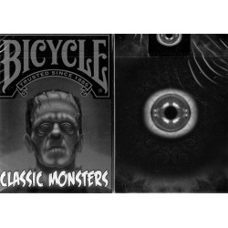 Cartes Bicycle Classic Monsters