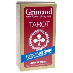 Tarot 100% plastique grimaud