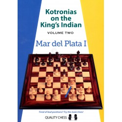 Kotronias - Kotronias on the King's Indian Mar del Plata I