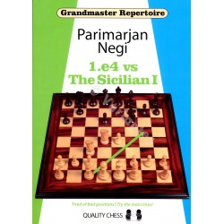 Negi - 1.e4 vs The Sicilian I (Hard cover)