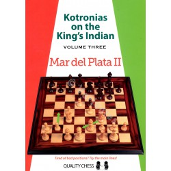 Kotronias - Kotronias on the King's Indian Mar del Plata II