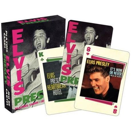 Cartes à jouer Elvis Presley